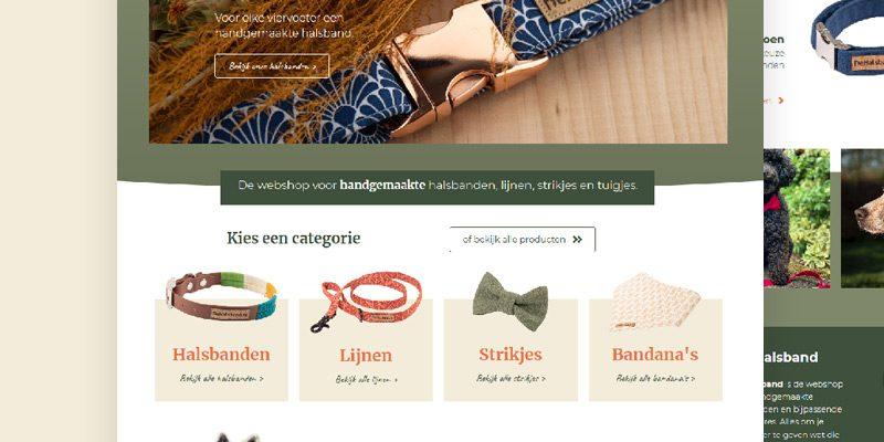 Webshop | De Halsband